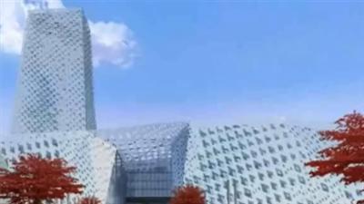 基于济南三馆项目谈BIM对设计院的业务拓展